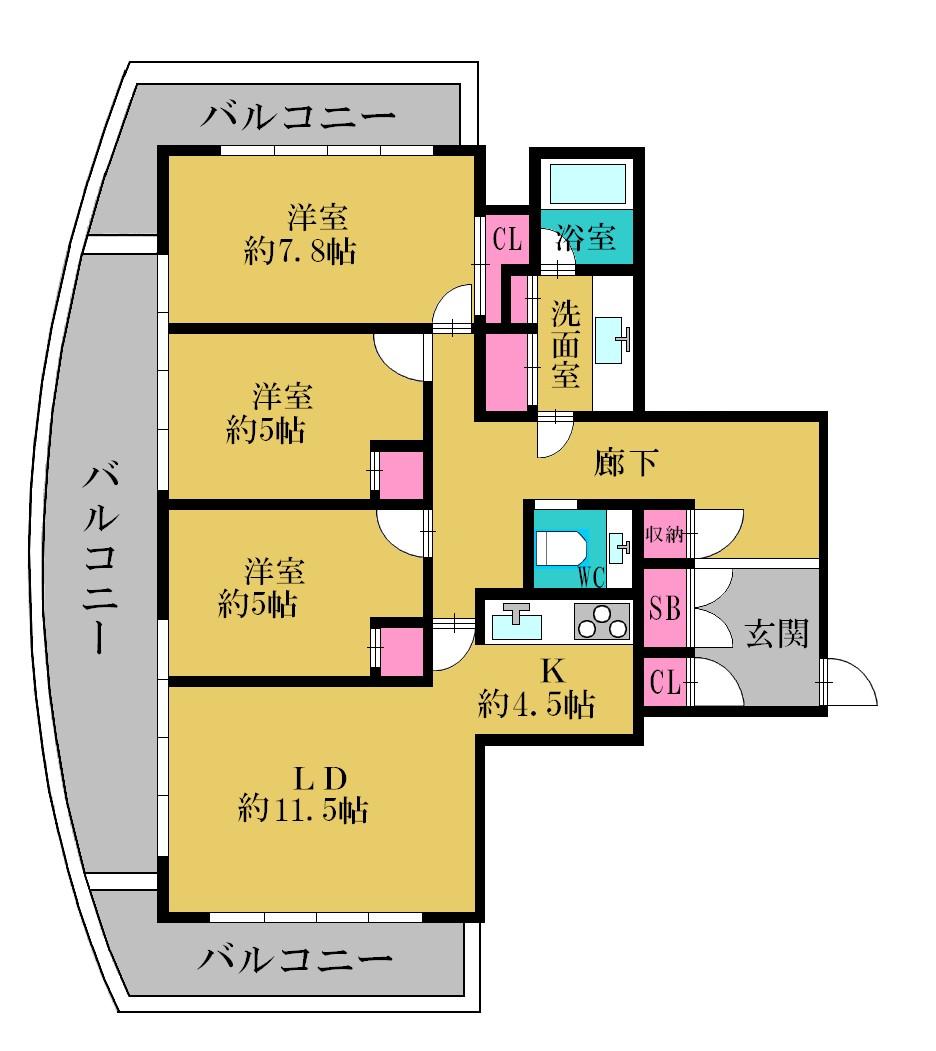 ◆OAPレジデンスタワー東館◆《6F》