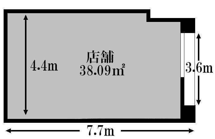 ◆サントピア淀川店舗◆《1F》