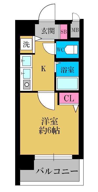 ◆プレサンス東本町◆《5F》