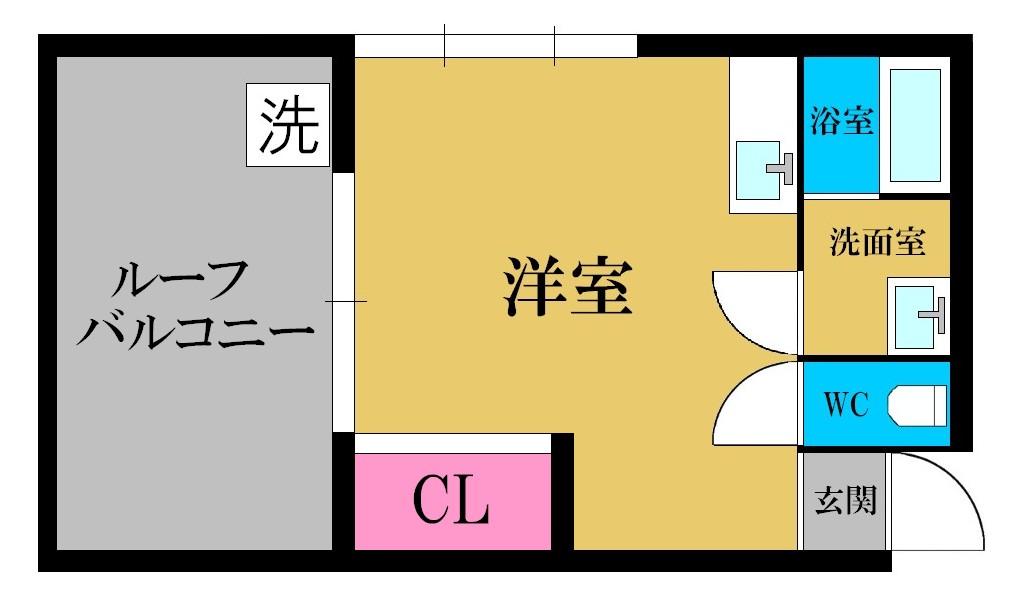 ◆オリーブハウス◆《2F》